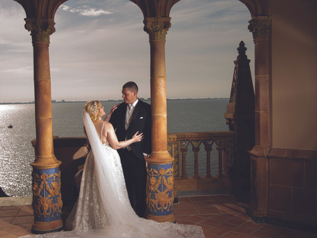 REAL WEDDING: Fairytale Dreams Come True at the Ringling