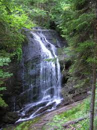 Fundy Trail Water Fall