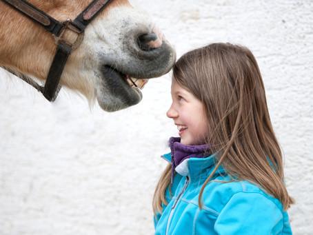 5 Benefits to Equine Camp