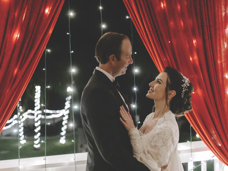 REAL WEDDING: A Family Affair - Intimate Backyard Wedding