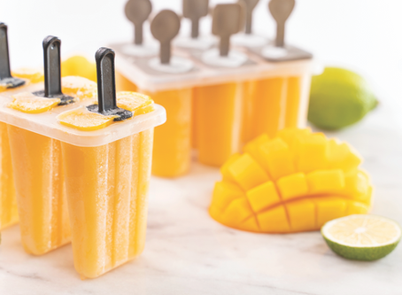 DIY Brain Boosting Popsicles