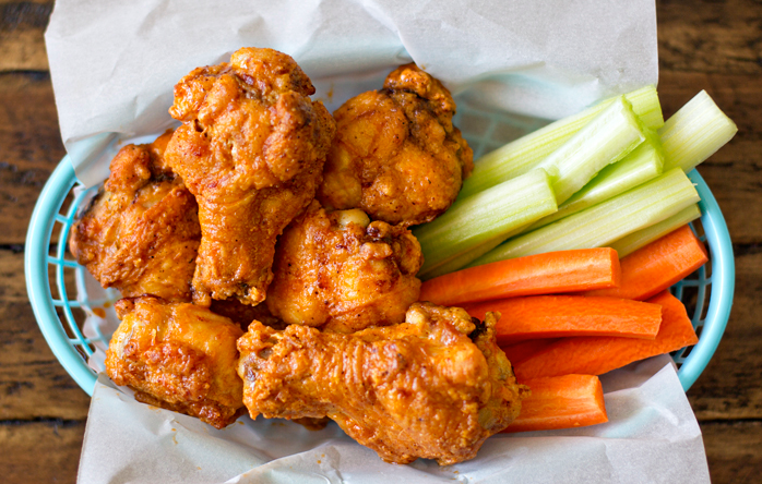 For great kid's Chicken Wing recipies, click here!