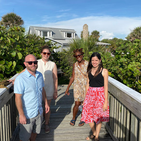 Hermitage Artist Retreat on July 17!