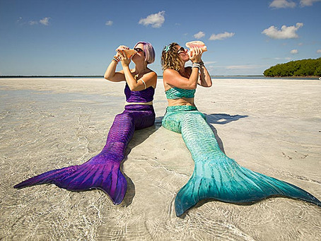 Girlfriend Getaway - Mermaid Style!