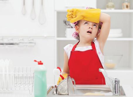 Get Kids to Love Chores? No Way!