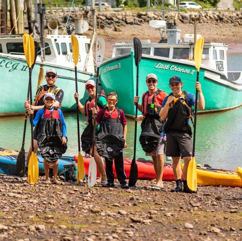 Red Rock Adventure Kayak Tours