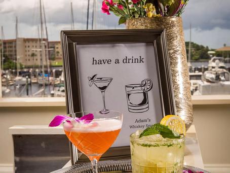 Wedding Cocktail Hour Q&A