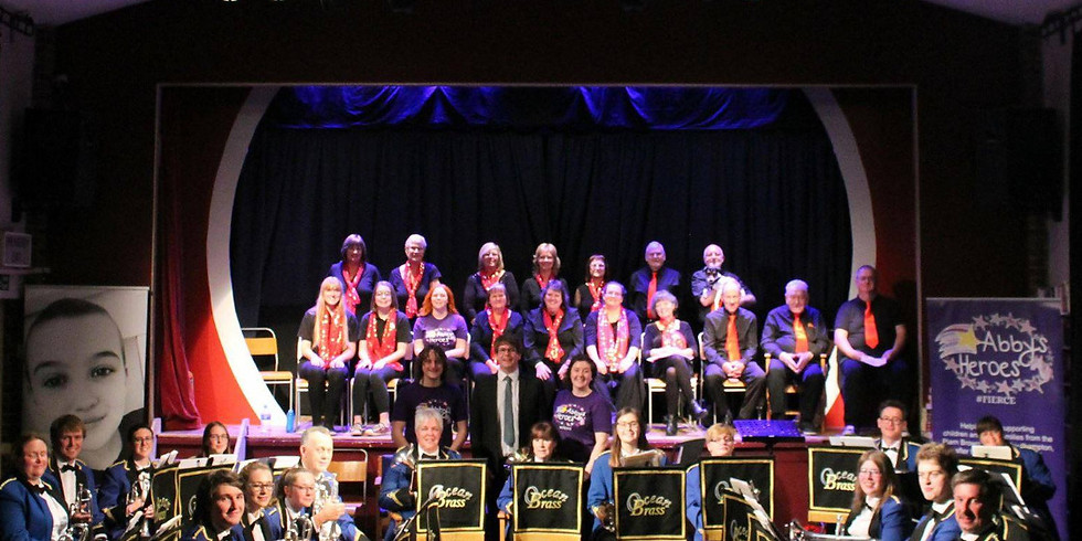 Charity Concert with Rising Stars