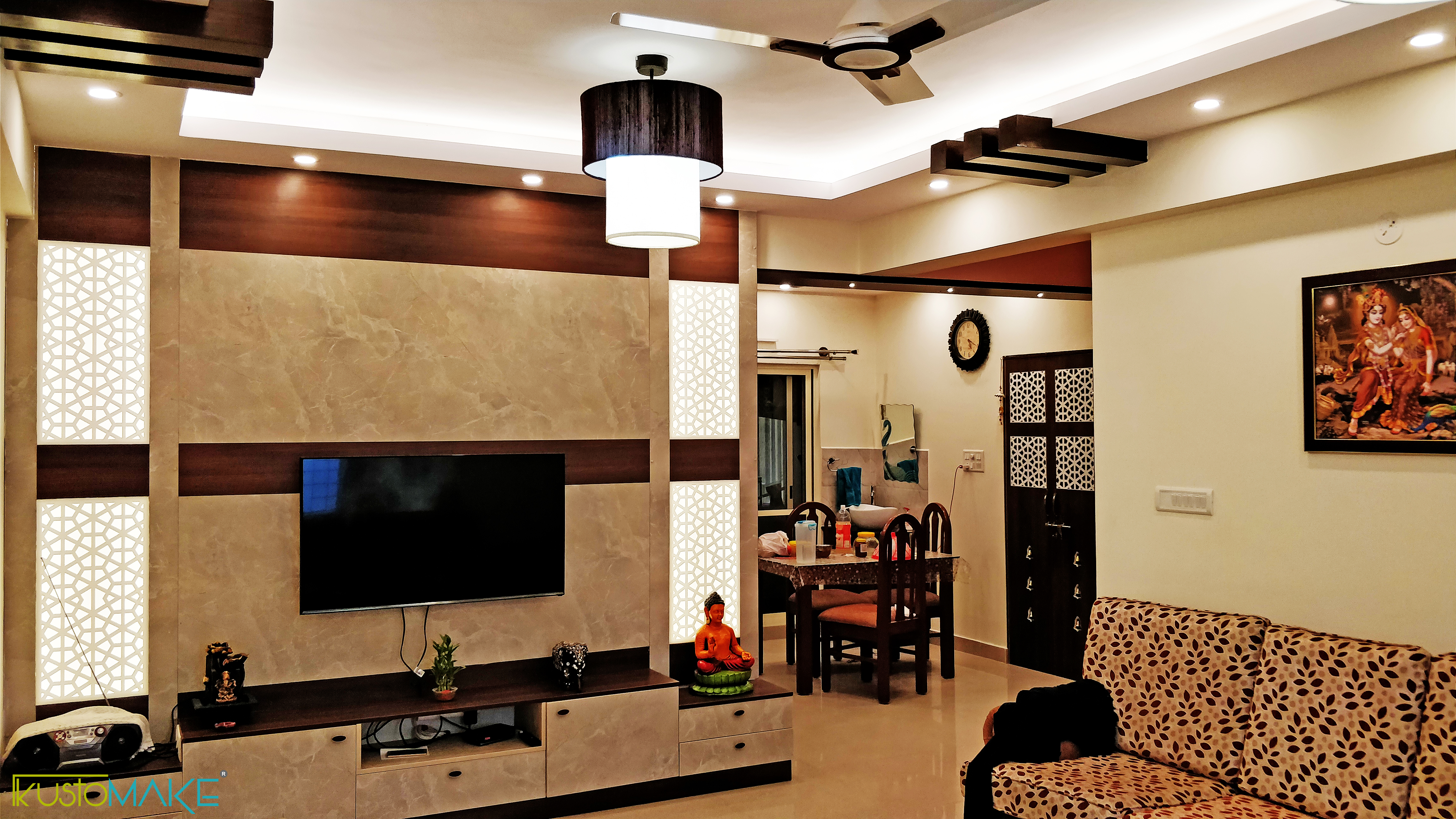 Srinivas Residence