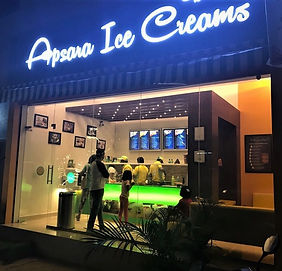 Apsara Ice Creams, HSR Layout, Bangalore