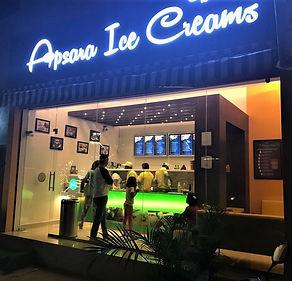 Apsara Ice Creams, HSR Layout, Bangalore