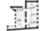 Планировка квартиры для сдачи в аренду в Санкт-Петербурге