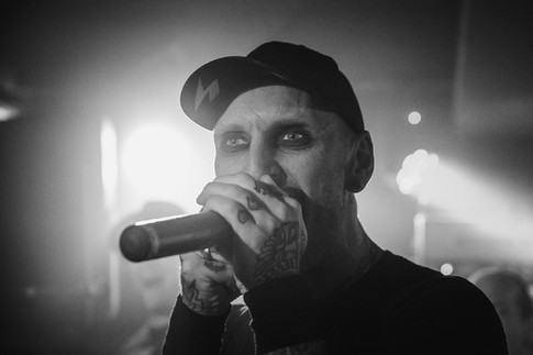 Skullclub feat. UK77 @ Kulisselageret 8/10 2017