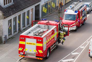 Brand i Vestergade 18/4 2018