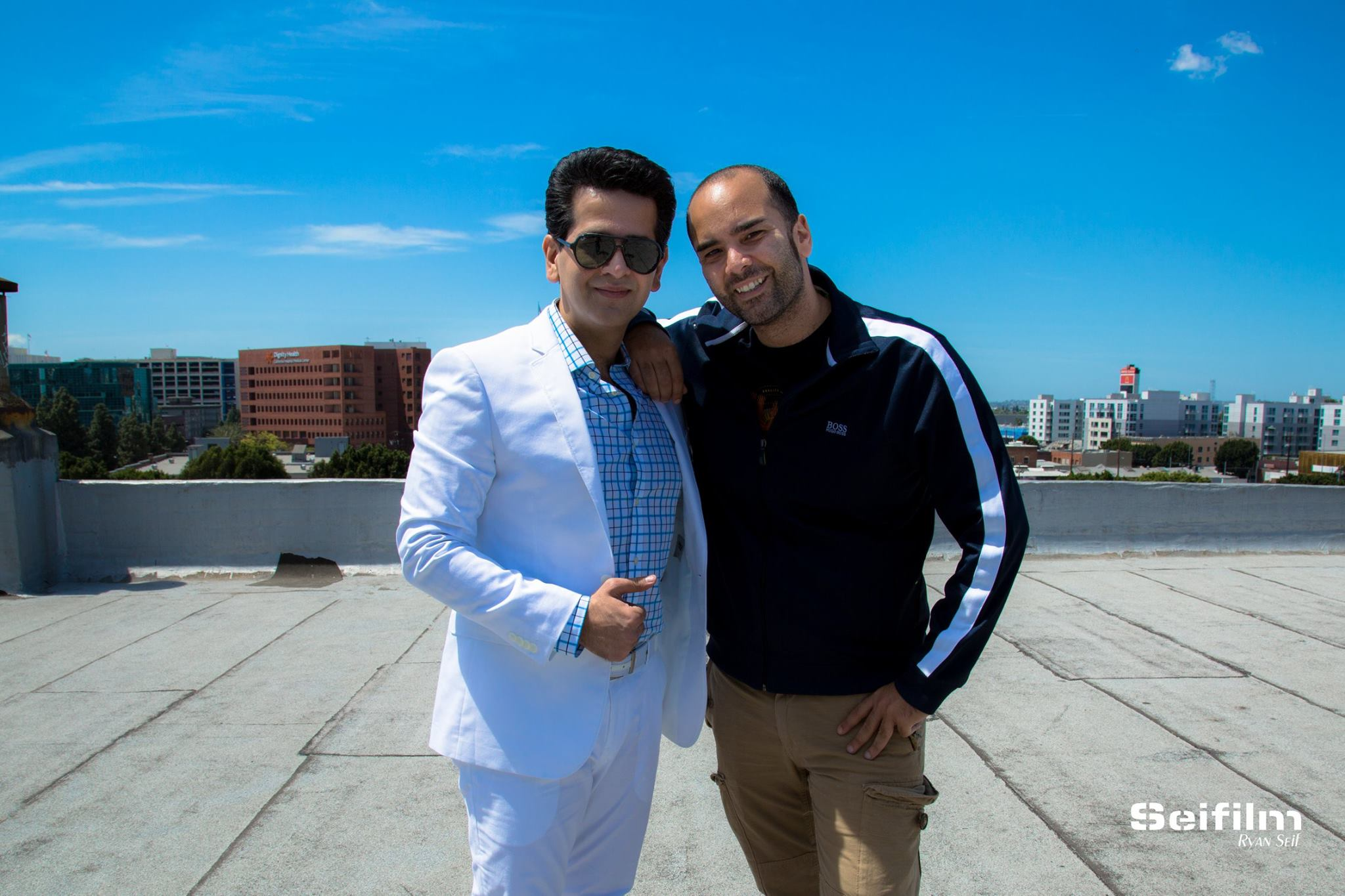 WITH HAMID INTERNATIONAL POP ARTIST