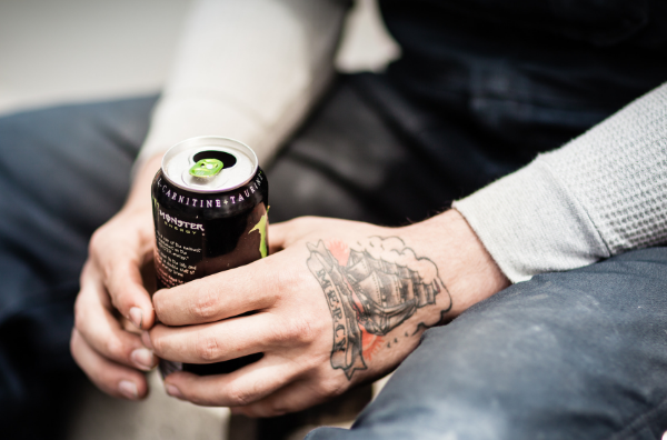 Energy Drink Consumption is on the Rise
