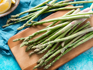 Asparagus Facts + A Recipe Roundup