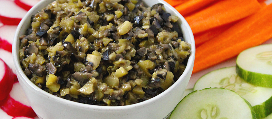 AIP Compliant Olive Tapenade