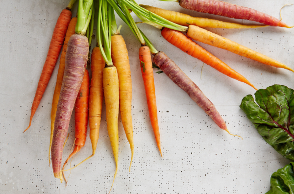 Vibrant Fruits and Vegetables Can Help Improve Eye Sight