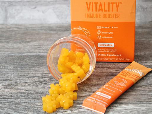 Vitality Immune Booster Gummies