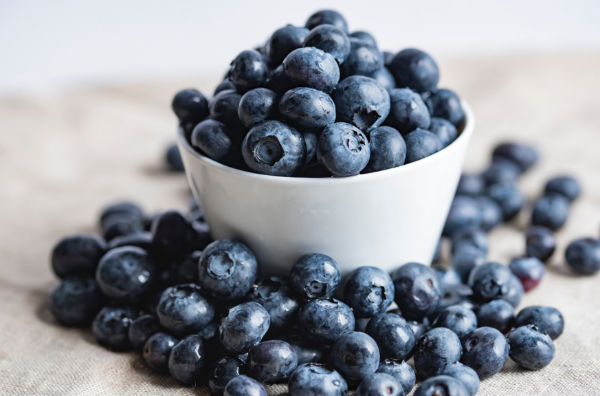 A Cup of Blueberries a Day Keeps the Cardiologist Away