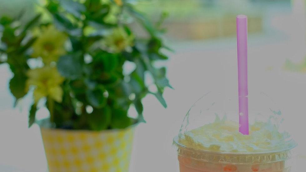 Redbull Italian Soda ( Strawberry) 24oz