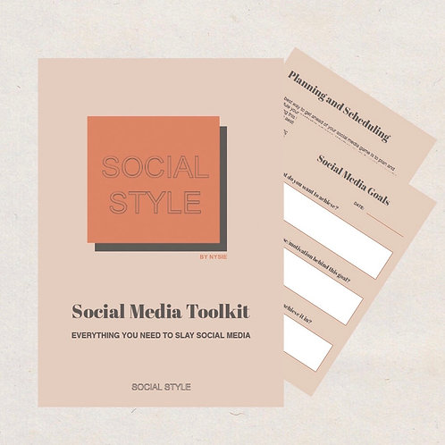 Social Media Toolkit eBook