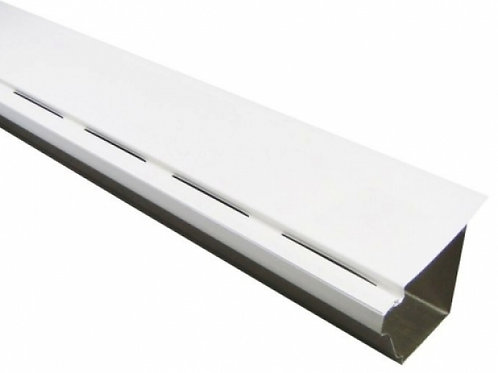 Solid PVC Gutter Cover