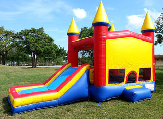 Repairing a Bounce House Best Done By Professionals