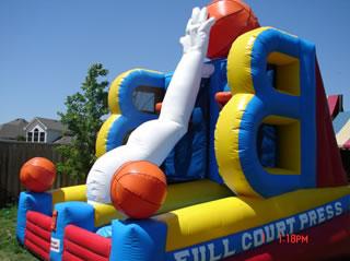 basketball Hoop Rental