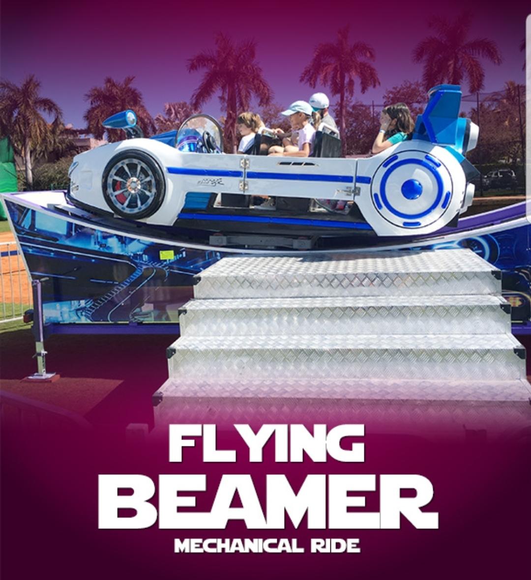 Mechanical Ride Flying Car