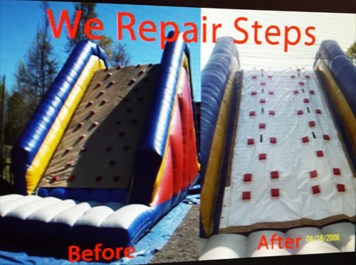 repair-bounce-house
