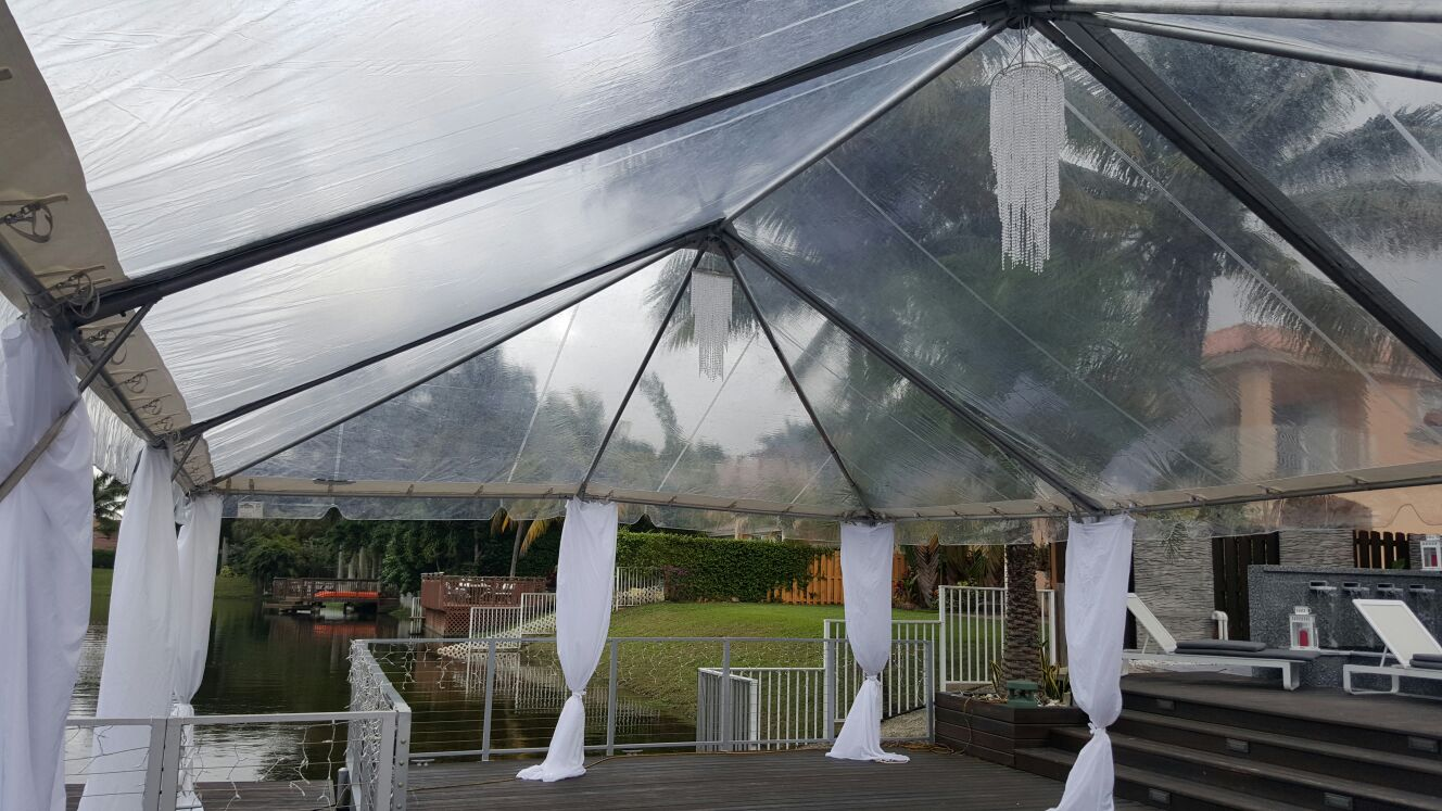 tents 20x20 clear