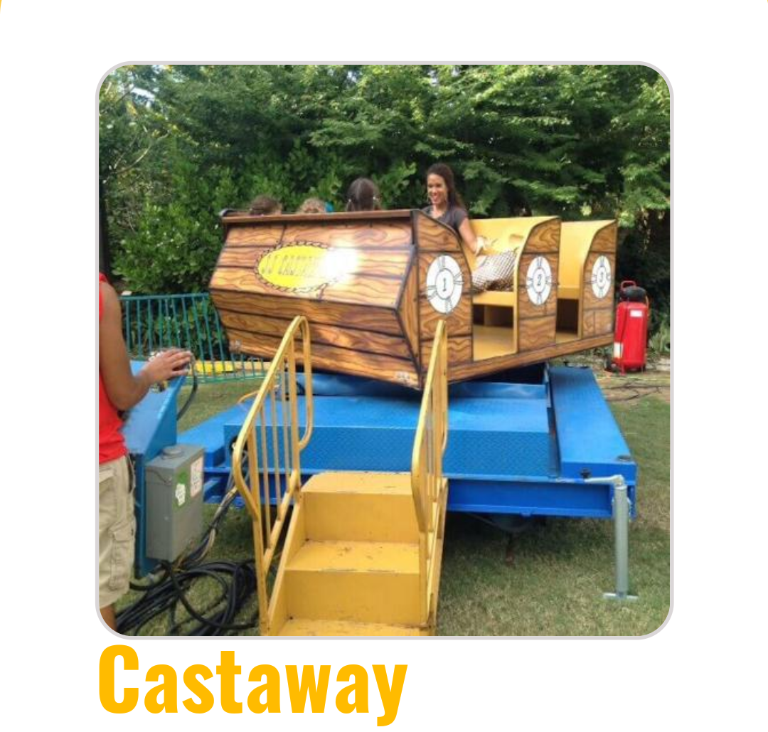 Mechanical Castaway