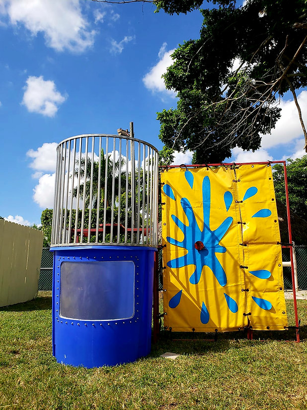 Dunk Tank Rental Miami