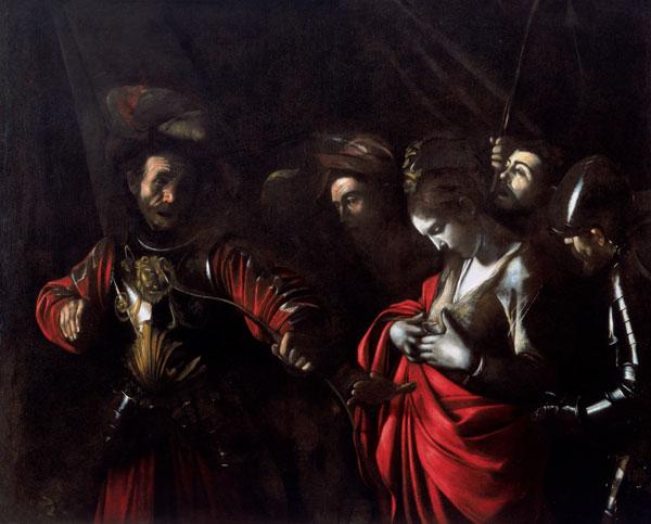 Martyrdom of Saint Ursula 1610