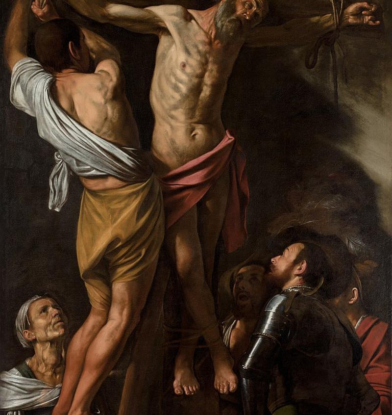 Crucifixion of Saint Andrew 1607