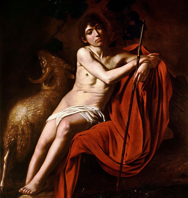 John the Baptist c. 1610