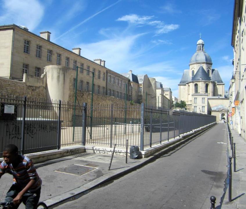 Saint- Paul Paris 4eme
