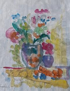 Capriccio (flowers I)