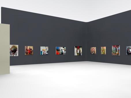 La vallée de peintures - une exposition virtuelle