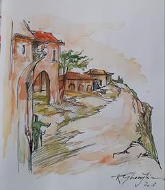 Capriccio (landscape)
