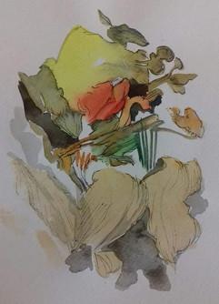 Capriccio (flowers II)