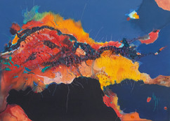 drago-minculescu-islands-of-fire-ii-50x70cm-mixed-media-on-canvas-2020.jpg