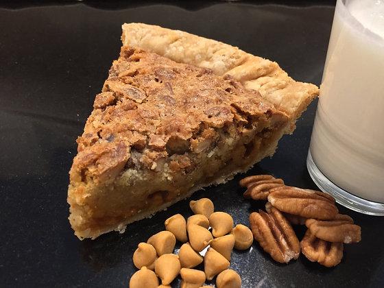 Butterscotch Pecan Pie - Pie