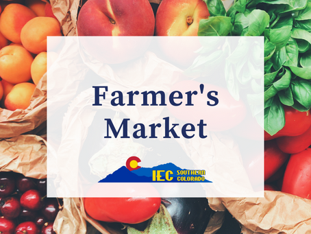 Farmer's Market at IEC