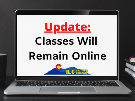 All Classes to Remain Online
