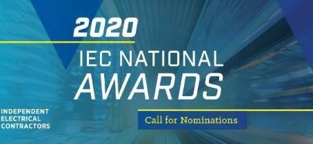 2020 IEC National Awards Nominations