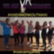 Certified Vixen, vixen army, Vixen workout, vixen instructor certificaation, dance fitness, classpass
