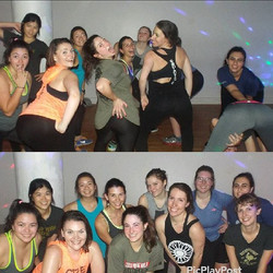 Class Photo from our Twerk Class last Tuesday.__We have some great things coming for the new year _N
